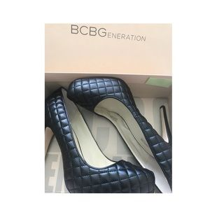 🌺BCBGeneration | black 01 | 10.5 S | heels